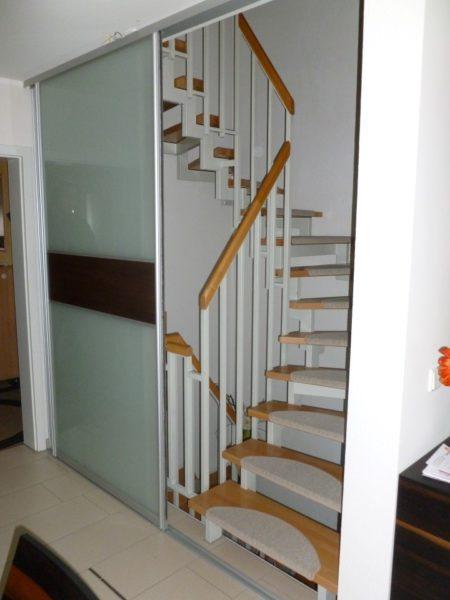 Treppentür-offen