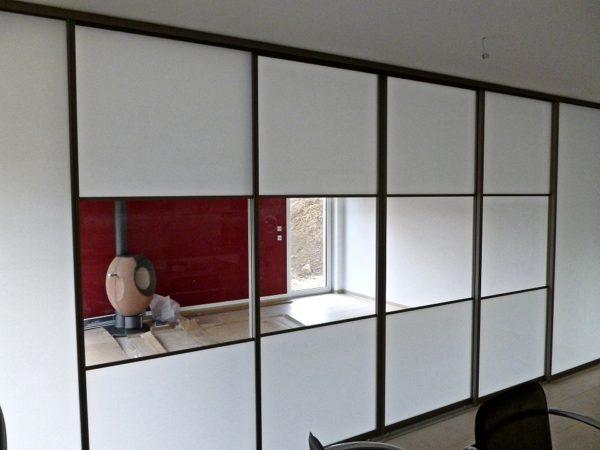 Raumtrennung im Raum Kamenz