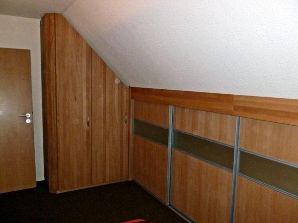 Schlafzimmer Massivholz geölt