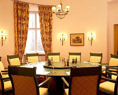 Konferenztisch Schloßhotel Lübbenau