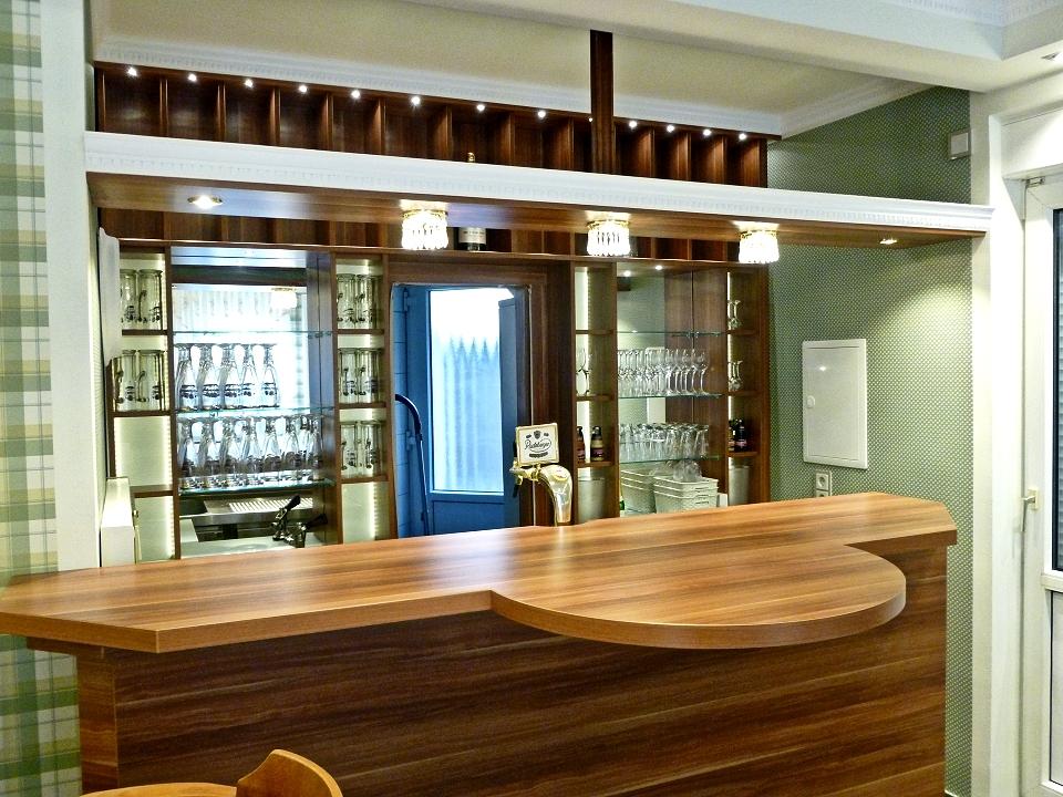 Gaststättenausbau - Eiscafé
