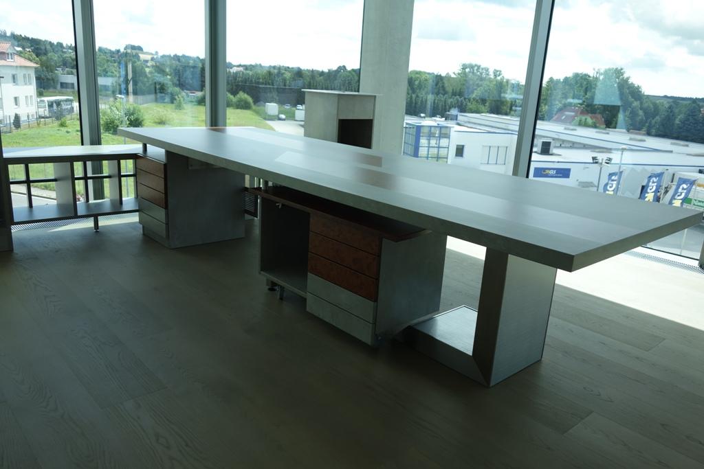 Konferenzmöbel - designt vom Innenarchitekten