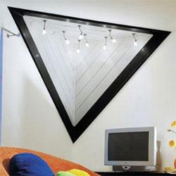 Wand- und Deckengestaltung